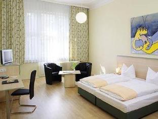 Hotel Hansablick ברלין - חדר שינה