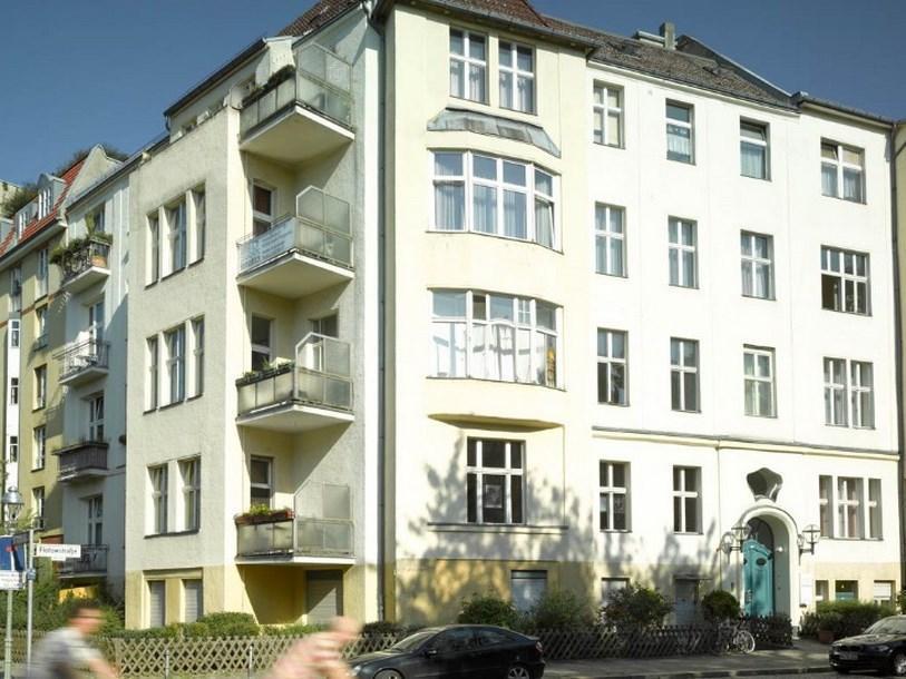 Hotel Hansablick Berliin - Hotelli välisilme