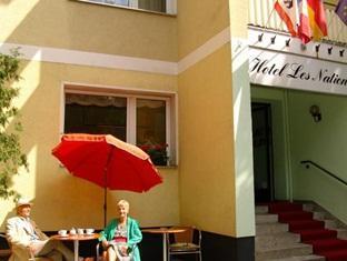 Hotel Les Nations برلين - المظهر الخارجي للفندق