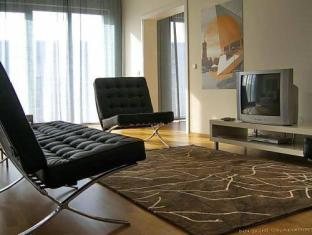 Inn Sight City Apartments Potsdamer Platz Berlin - Suite Room