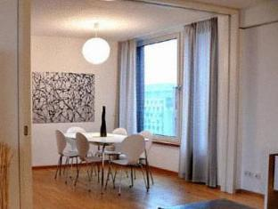 Inn Sight City Apartments Potsdamer Platz ברלין - בית המלון מבפנים