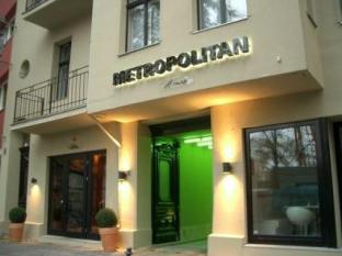 Hotel Metropolitan Berlin Berlin - Ngoại cảnhkhách sạn