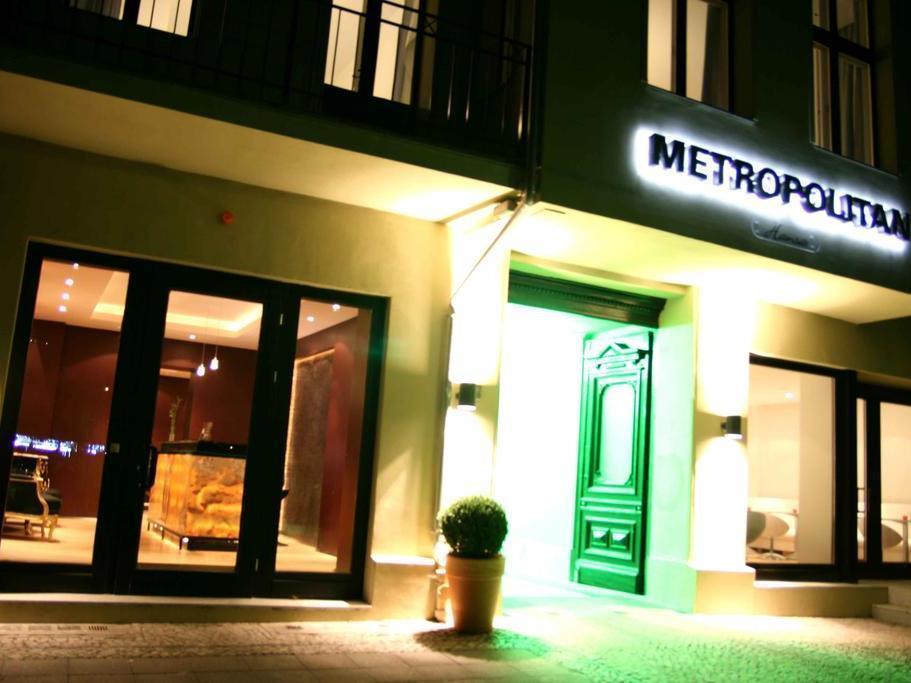 Hotel Metropolitan Berlin Berlino - Esterno dell'Hotel