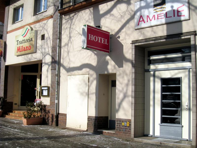 Hotel Amelie Berlin West बर्लिन