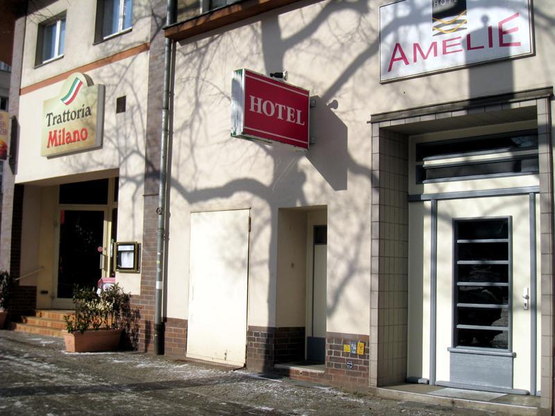 Hotel Amelie Berlin West ברלין - בית המלון מבחוץ
