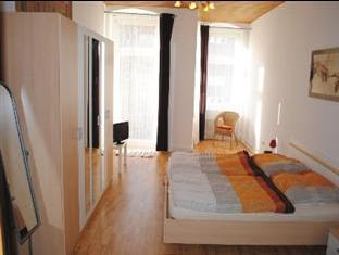 CAB City Apartments Berlin Mitte Berlim - Quartos