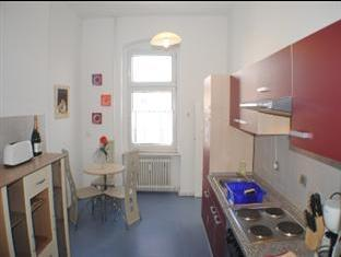 CAB City Apartments Berlin Berlin - Kitchen