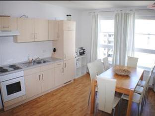 CAB City Apartments Berlin Mitte Berlim - Quarto Suite