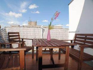 CAB City Apartments Berlin Berlin - Balkon/Teras