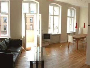 Brilliant Apartments Berlim - Quarto Suite