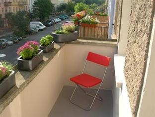 Brilliant Apartments Berlin - Balkon/Taras