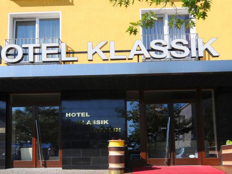 โรงแรมคลาสสิก เบอร์ลิน