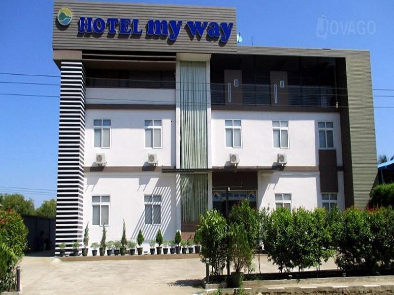 Hotel My Way - Hotels and Accommodation in Myanmar, Asia