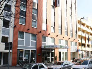 Holiday Inn Express Berlin City Centre West Berlin - Utsiden av hotellet