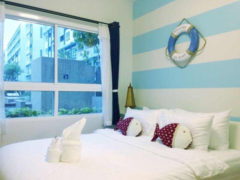 The Trust Condo Huahin by Suma - Hotell och Boende i Thailand i Asien