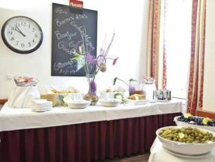 City54 Hotel & Hostel Berlim - Buffet