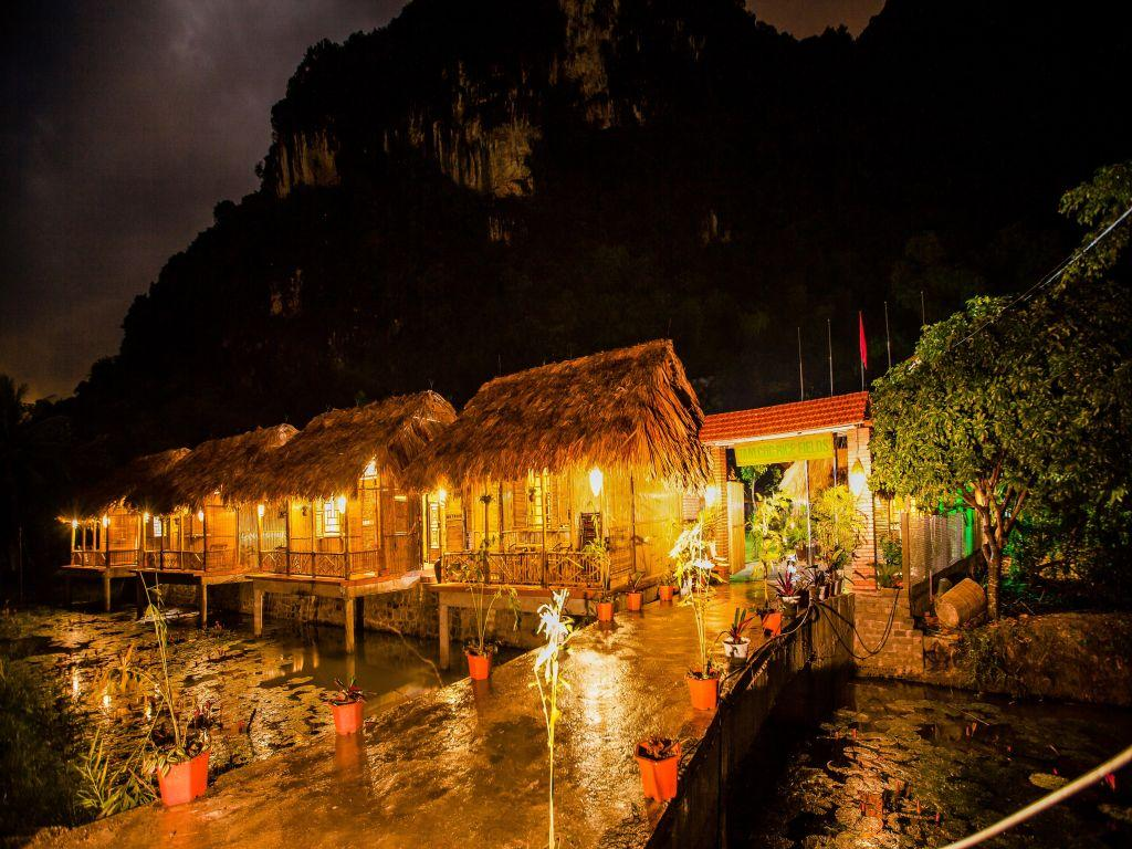 Tam Coc Rice Fields Resort - Hotels and Accommodation in Vietnam, Asia