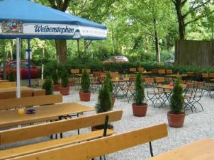 enjoy hotel Berlin City Messe Berlin - Garden
