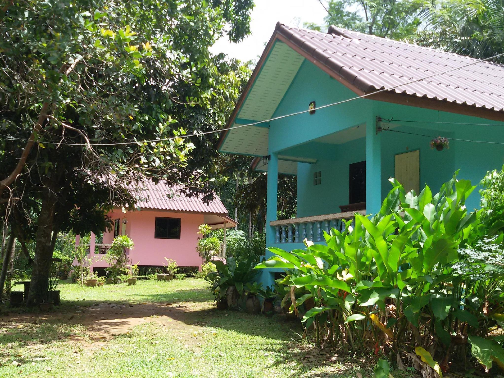 Sab Ananta Resort @ Ratchakrud Ranong - Hotell och Boende i Thailand i Asien