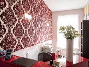 Hotel Residenz Begaswinkel Berlin - avla