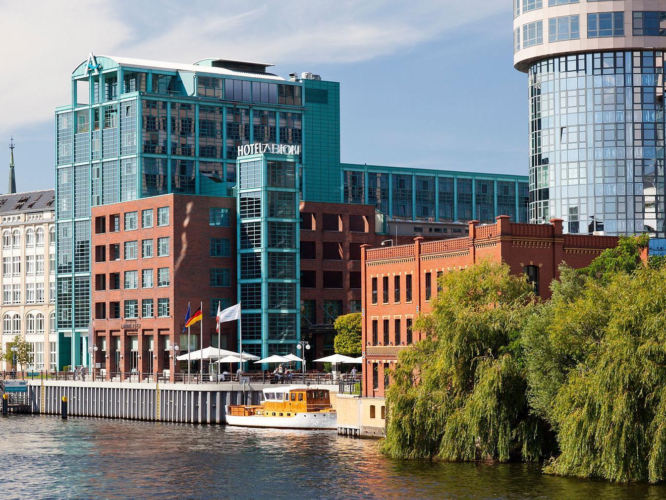 Abion Spreebogen Waterside Hotel - Hotell och Boende i Tyskland i Europa