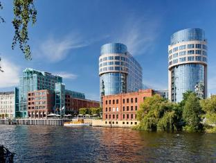 Abion Spreebogen Waterside Hotel Берлин - Фасада на хотела
