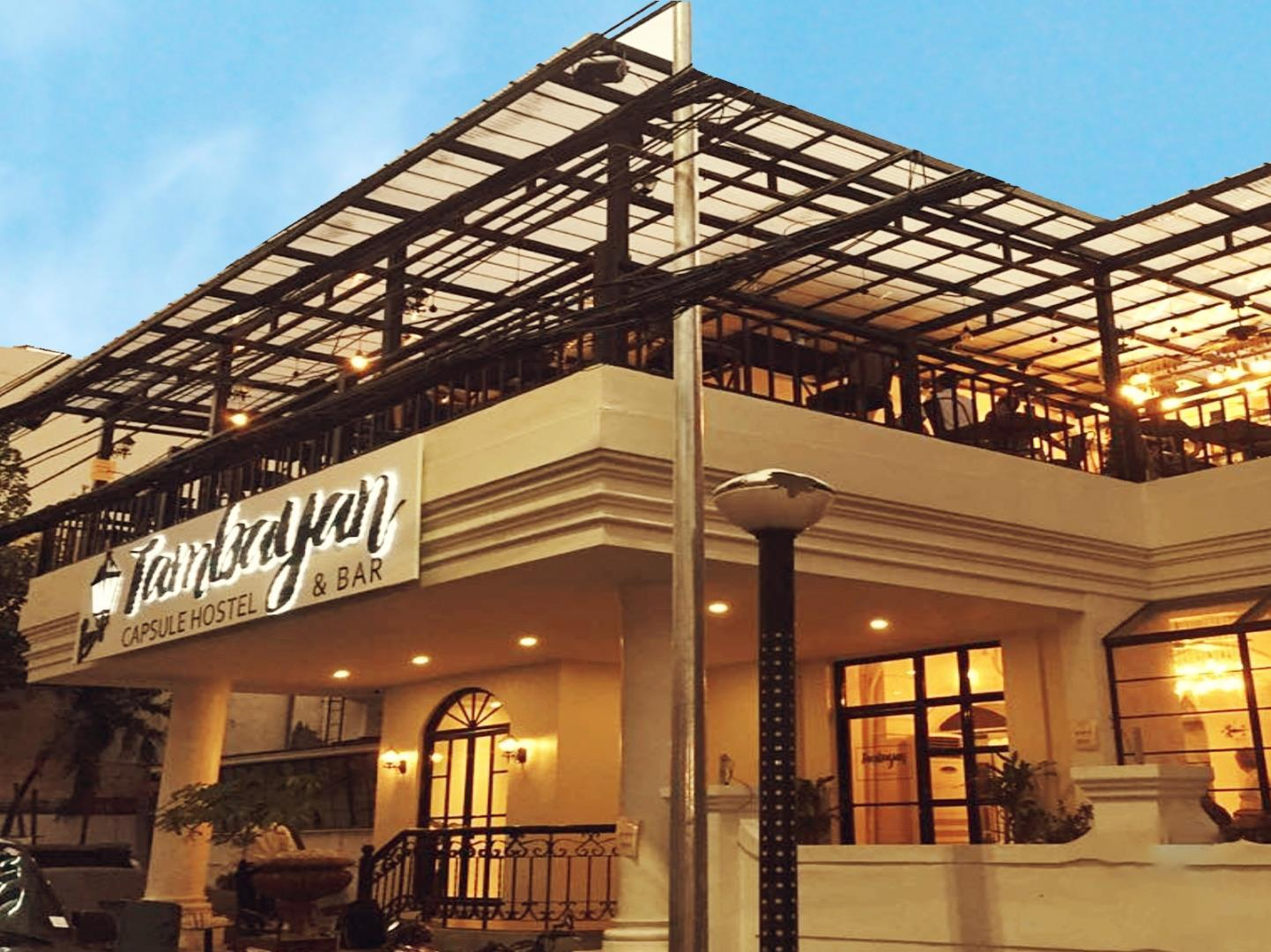 Tambayan Capsule Hostel & Bar - Hotels and Accommodation in Philippines, Asia