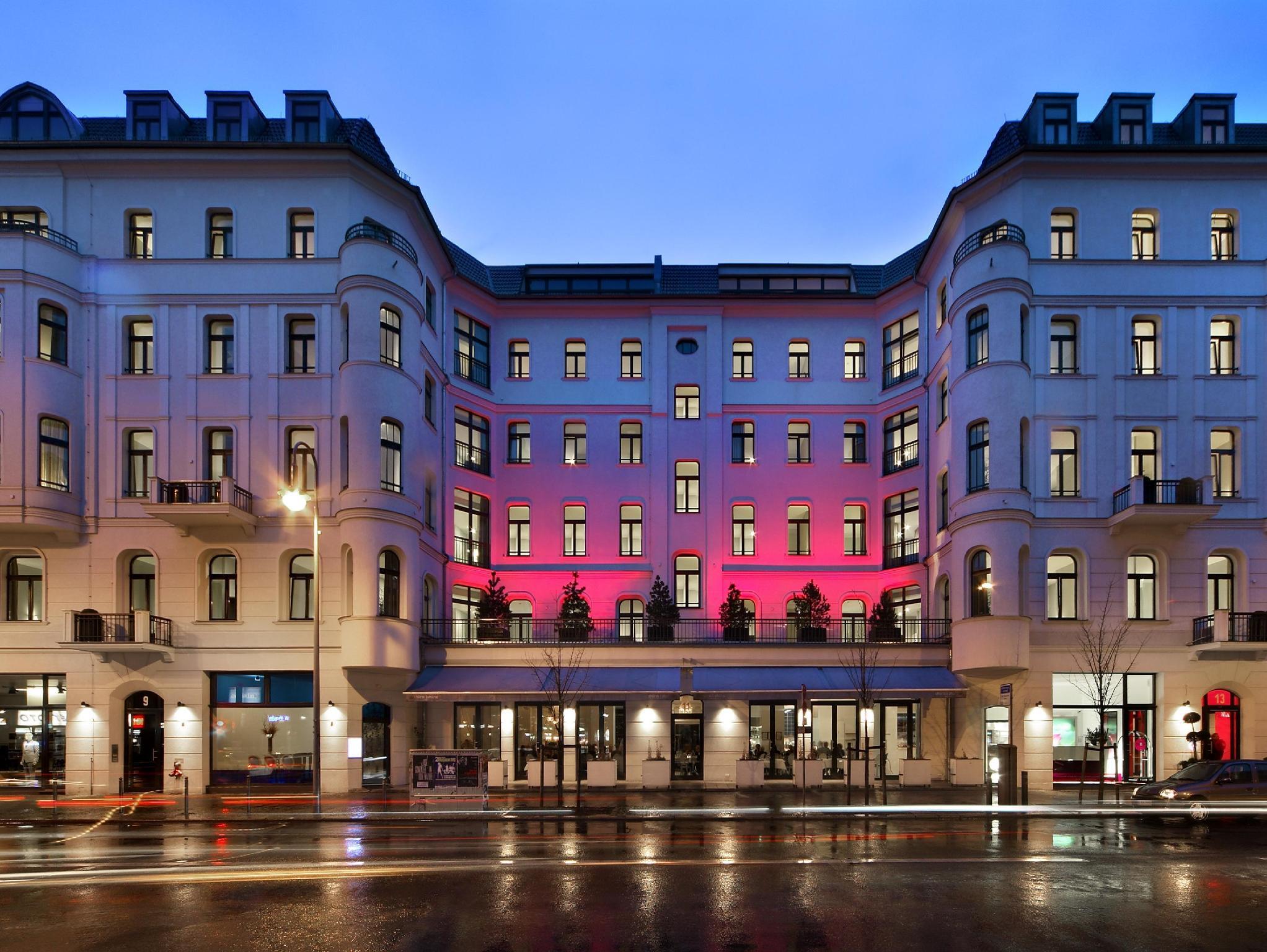 Lux 11 Berlin Mitte - Hotell och Boende i Tyskland i Europa