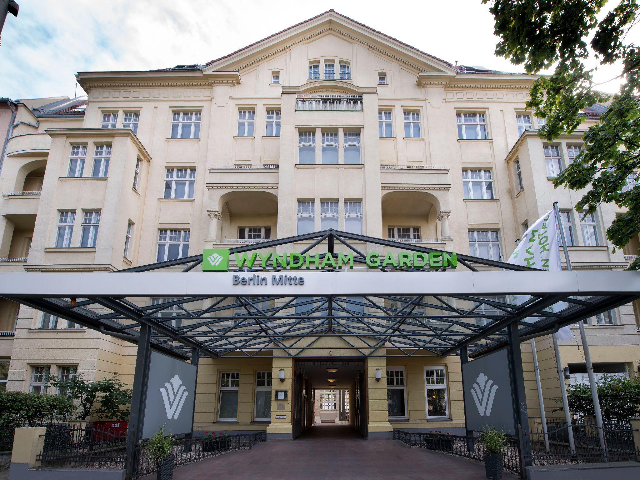 柏林米特溫德姆花園旅館