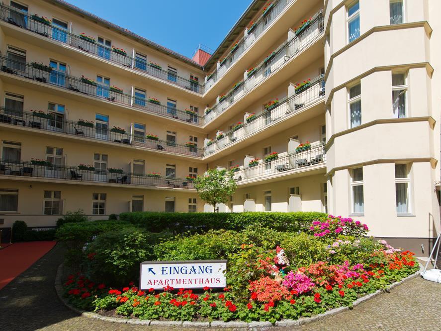 Hotel & Apartments Zarenhof Berlin Prenzlauer Berg - Hotell och Boende i Tyskland i Europa