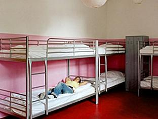 Pegasus Hostel Berlin ברלין - חדר שינה