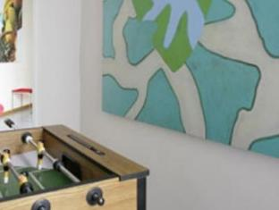 Aurora Hostel برلين - المظهر الداخلي للفندق
