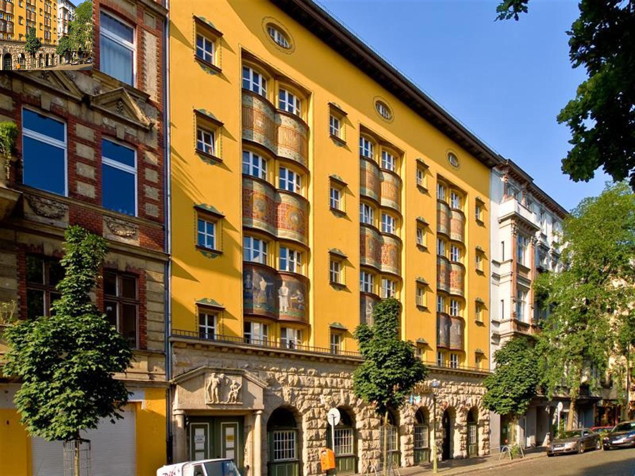 Amstel House Hostel - Hotell och Boende i Tyskland i Europa