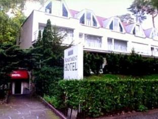 Apartment-Hotel-Dahlem Berlin - Hotellet udefra