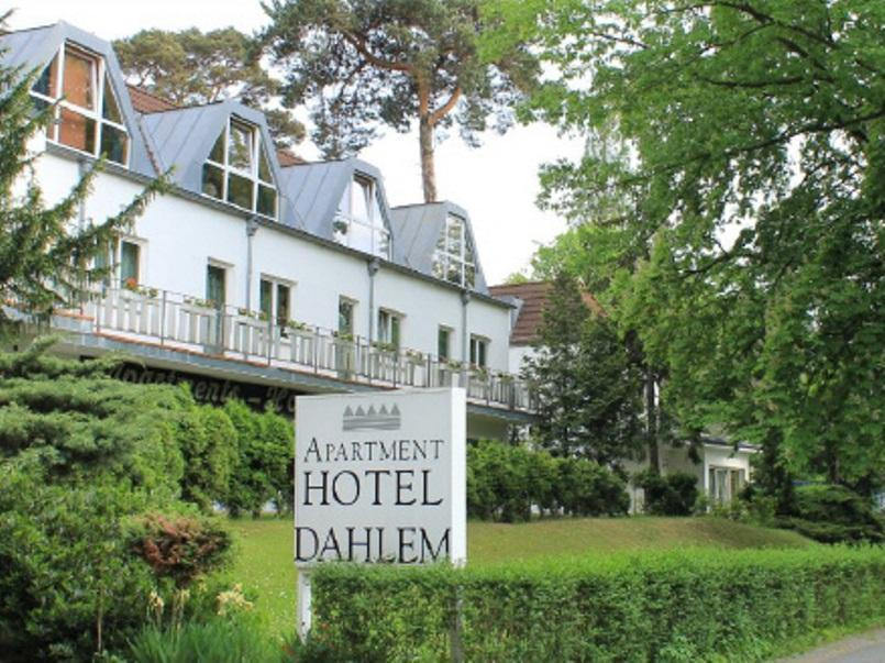 Apartment-Hotel-Dahlem - Hotell och Boende i Tyskland i Europa