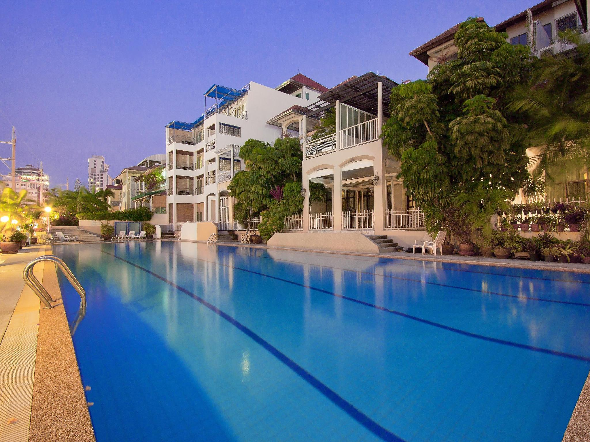 Argyle Apartments Pattaya - Hotels and Accommodation in Thailand, Asia