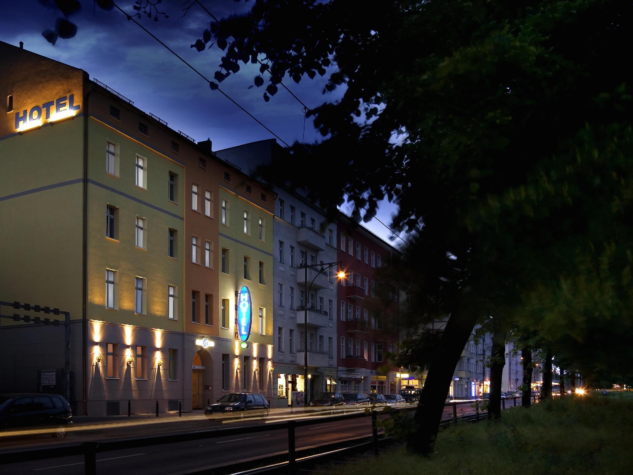 Melarose Feng Shui Hotel Berlin - Gæsteværelse