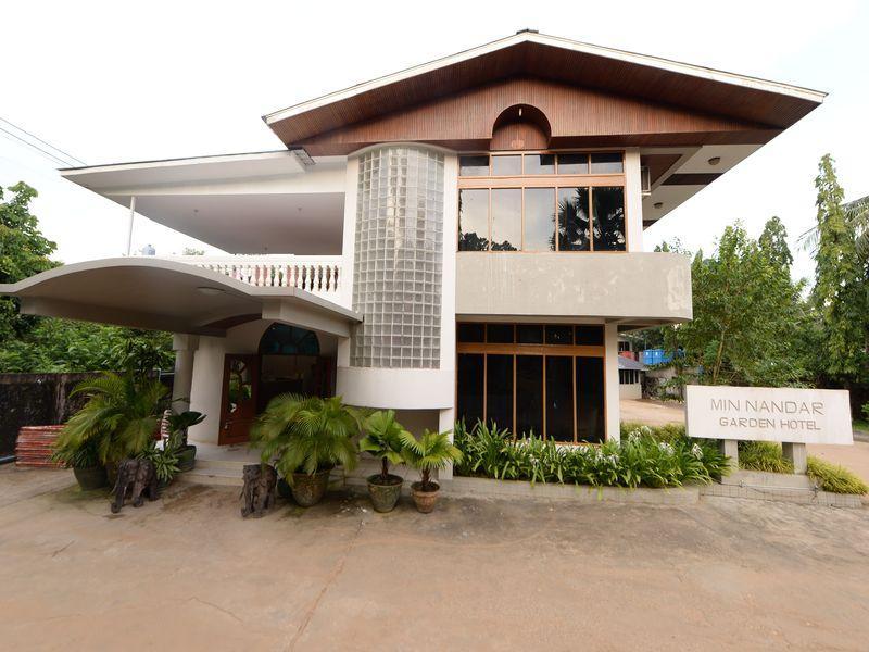 Min Nandar Garden Hotel - Hotels and Accommodation in Myanmar, Asia