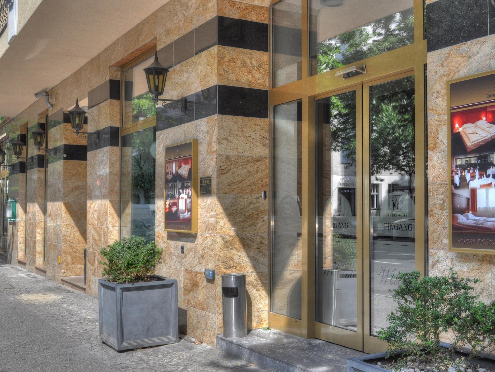 โรงแรมยูโรปา ซิตี้