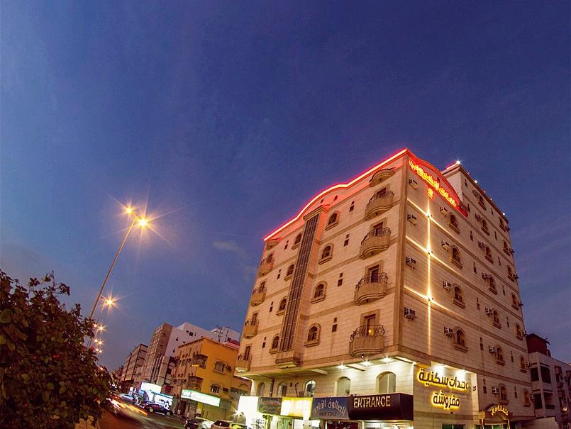 Hamasat Palace Hotel Suites 2 - Hotels and Accommodation in Saudi Arabia, Middle East
