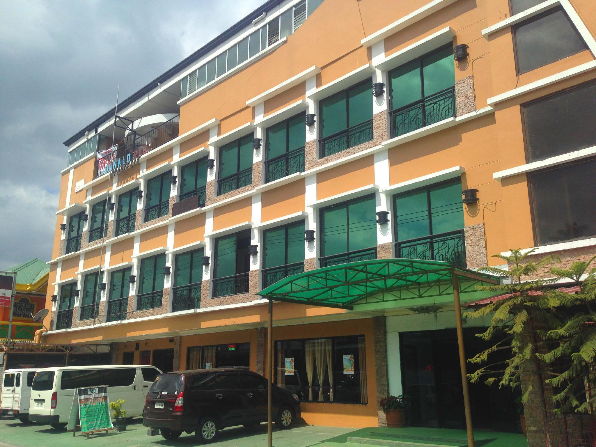 Donald Paul Apartelle - Hotels and Accommodation in Philippines, Asia