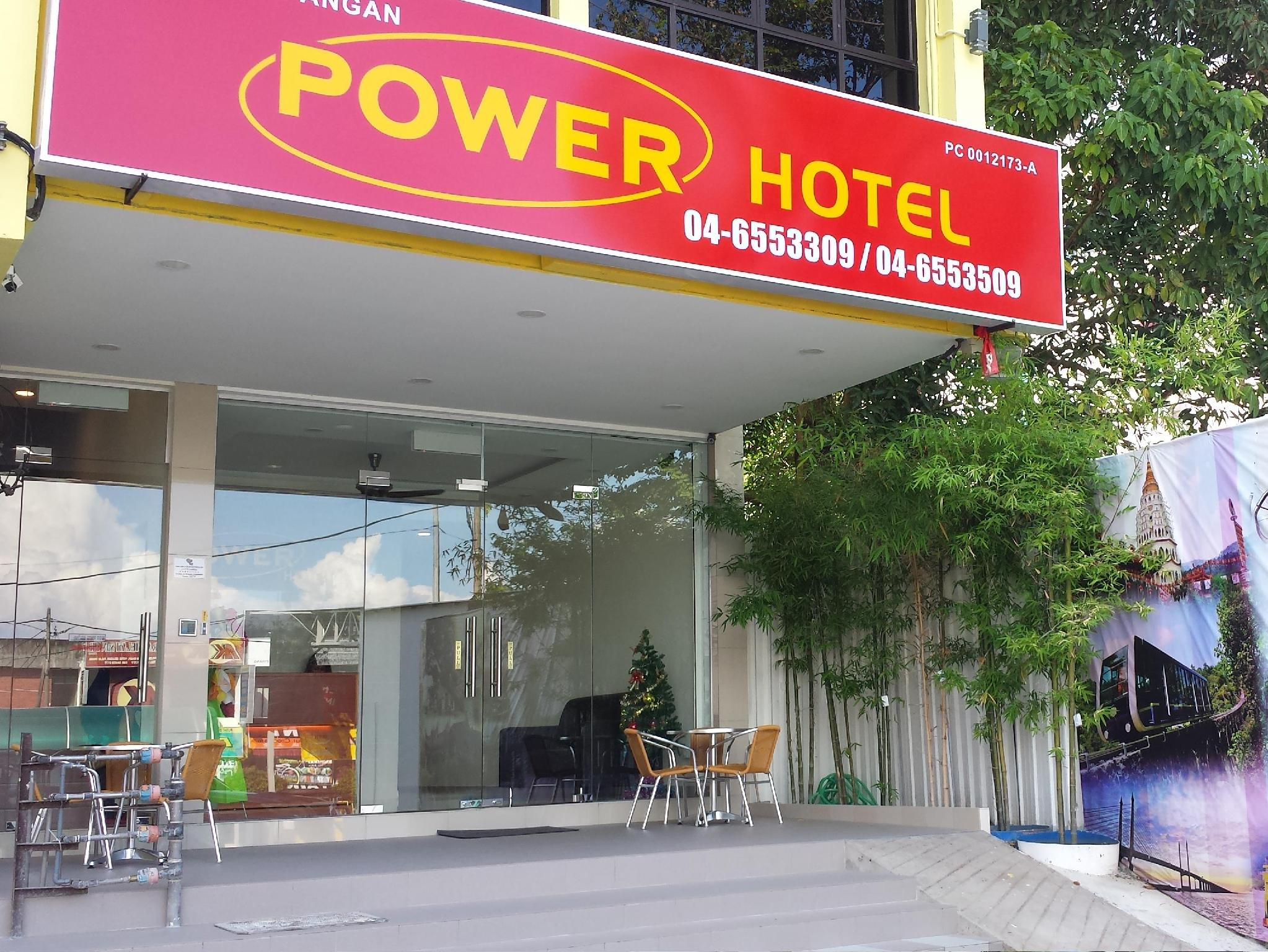 Power Hotel - Hotels and Accommodation in Malaysia, Asia