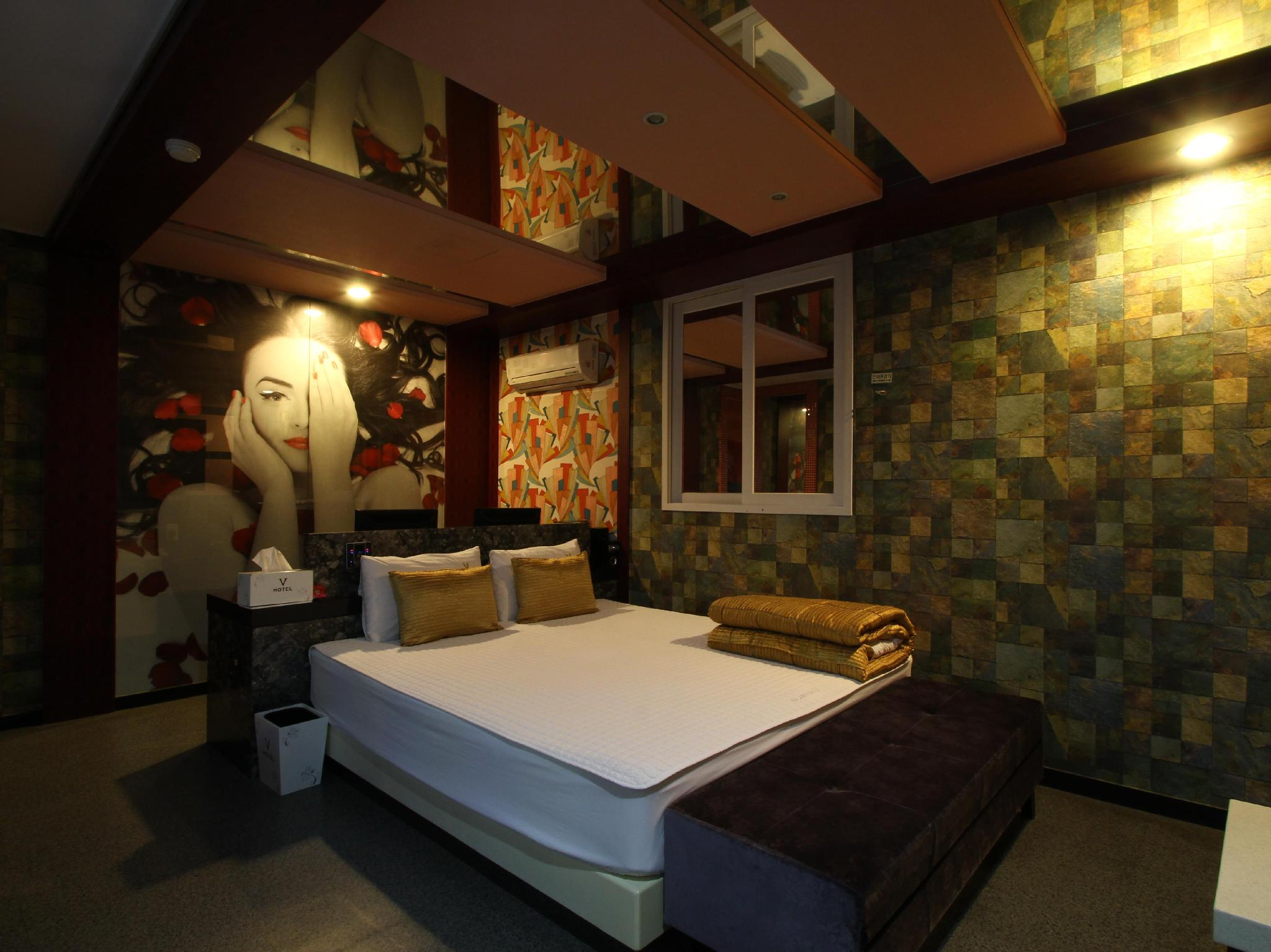 V Motel - Hotels and Accommodation in South Korea, Asia