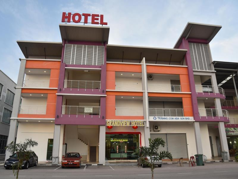 Grandview Hotel Melaka - Hotels and Accommodation in Malaysia, Asia