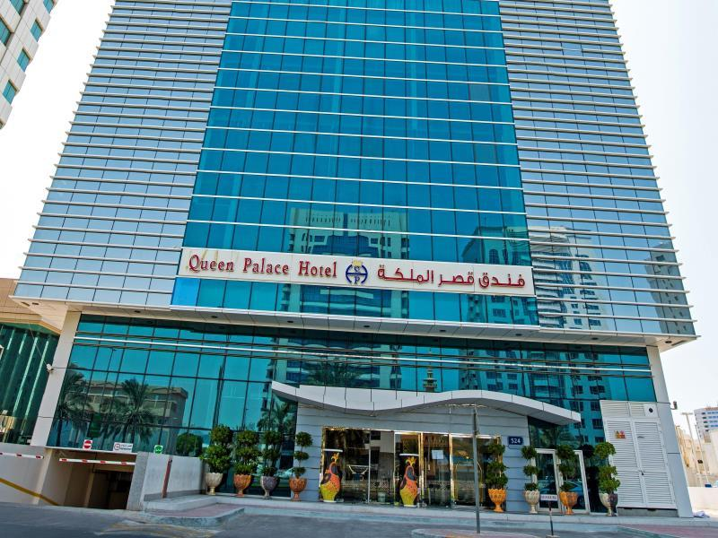 Queen Palace Hotel - Hotels and Accommodation in United Arab Emirates, Middle East