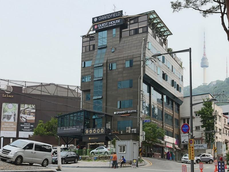 Namsan Forest in Myeongdong - Hotels and Accommodation in South Korea, Asia