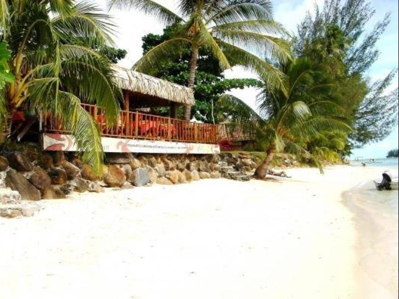 Fare Vaimoana Bungalows - Hotels and Accommodation in French Polynesia, Pacific Ocean And Australia