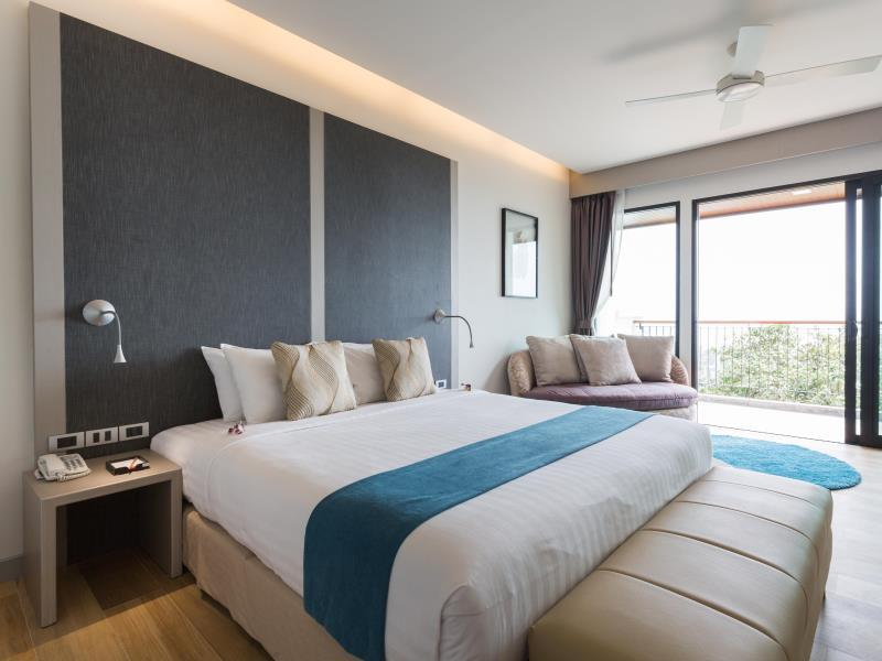 Aonang Cliff Beach Suites and Villas - Hotell och Boende i Thailand i Asien