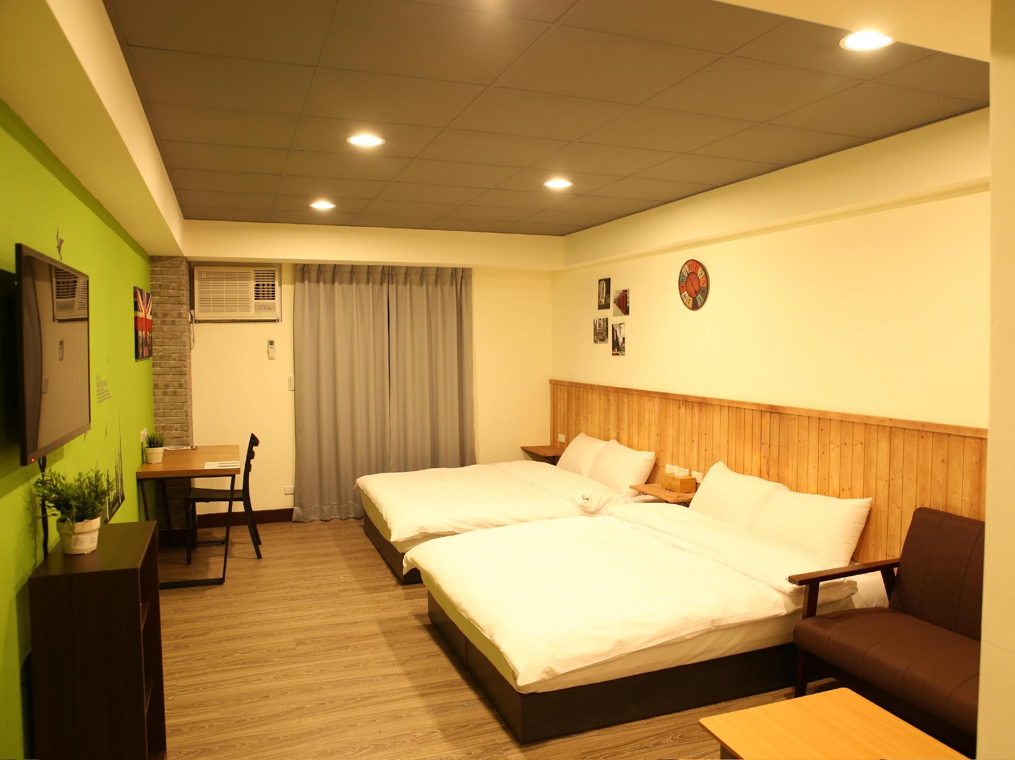 Ximen 35 hotel ximending taipei taiwan great for Design ximen hotel agoda