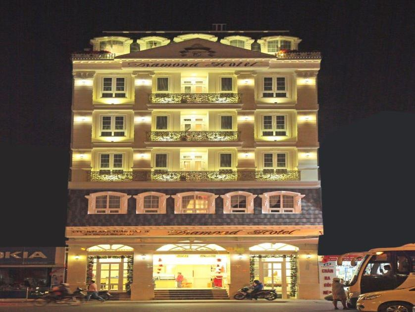 Diamond Hotel - Hotels and Accommodation in Vietnam, Asia